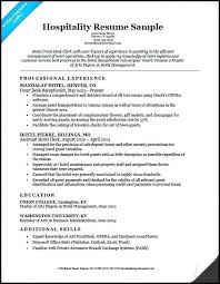 resume for front desk 10 front desk clerk resume 1mundoreal