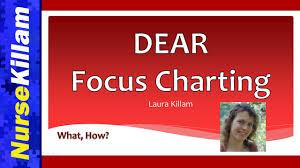 Documentation Part 2 Dear Focus Charting Explained