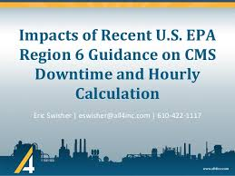 All4 Impacts Of Recent U S Epa Region 6 Guidance On Cms