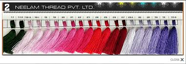 Choose Your Color Shade Chart For Women Clothes The