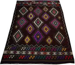 items similar to aztec style rug hippie rug purple rug light pink aztec rug