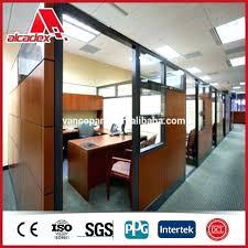wood office partitions. Wood Office Partitions Breathtaking Fascinating Partition Design Aluminium Composite Glass . P
