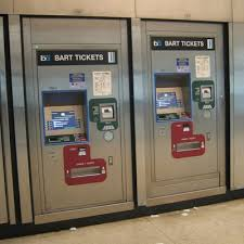 Deuce Ticket Vending Machine Locations Adorable What Is The Best Way To Travel From SFO To City Center USA Today