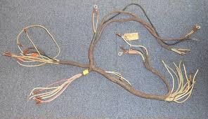 land rover series 1 one lucas dash wiring harness loom lu land rover series 1 one lucas dash wiring harness loom lu 825881nos