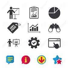 Chart Icon Download Diagram Graph Pie Chart Icon Presentation Billboard Symbol