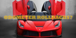 Boostaddict Are Ferrari Dealers Rolling Back Odometers To Artificially Inflate Value Ferrari Of Palm Beach Accused Of Manipulating Mileage