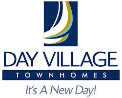 Day Village Townhomes Logo, Dundalk