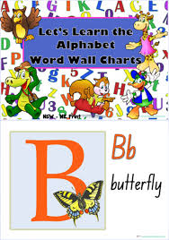 Alphabet Wall Chart Nz Alphabet Printable Nsw Nz Print Charts Abc Teaching Resources