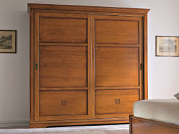 bohemia wardrobe with sliding doors by dall agnese design