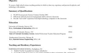 Resume For It Internship Pediatric Doctor Sample Resume