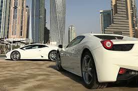 Ferrari Rental Dubai Rent A Ferrari Spyder In Dubai