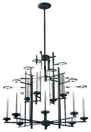 chandeliers chandelier light iron walnut discontinued murray feiss lighting expo 2018 custom smart