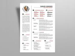 Free Online Modern Resume Templates Free Resume Templates In Indesign Format Creativebooster
