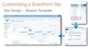Sharepoint Website Examples Sharepoint For Project Management 2016