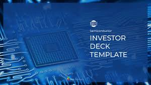 Powerpoint Circuit Theme Semiconductor Investor Deck Theme Pt Templates