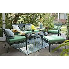 crate and barrel patio furniture. Crate And Barrel Ideas Para La Terraza Love The Color Metal Furniture Patio O