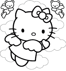 Colouring Pages Kids Coloring Pages For Kids Printable Of Children