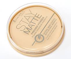 rimmel stay matte powder has been good on day my makeup just won t set don t like to use powder too much because my skin has been dry but for those days i