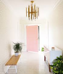 decorate narrow entryway hallway entrance. A Quick Wallpaper Update Decorate Narrow Entryway Hallway Entrance