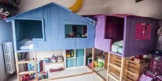 Bedroom  Design Ideas Affordable Ikea Kids Slide Inside Bedroom - House of bedrooms for kids