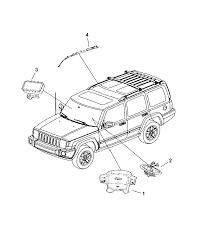 2006 jeep mander air bags clock spring diagram i2116565
