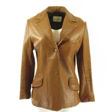 deerskin 60s bakelite leather jacket h71r 1