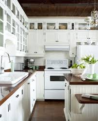 kitchens with wood cabinets and white appliances. Brilliant Appliances White Appliances Vs Stainless Steel In Kitchens With Wood Cabinets And E