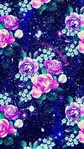 Sweet flowers galaxy wallpaper I ...
