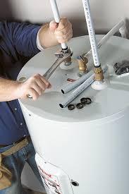 Services d'installation de chauffe-eau
