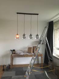 Hanglamp Ophangen Gipsplaat Plafond Werkspot
