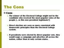 electoral college essay write literary analysis essay business  electoral college essay