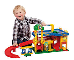car ramp toy FUN Gifts for 2 Year Old Boys!