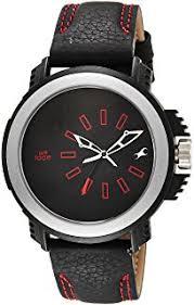 buy fastrack analog multi color dial men s watch 38015pl03j fastrack black dial analogue watch for men 38015pl02j