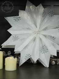 Diy Weihnachtsstern Aus Papiertüten Weihnachtssterne Aus