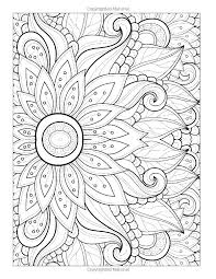 Floral Coloring Pages Flowers Coloring Pages Color Printing Flower