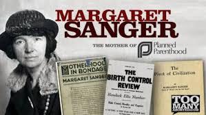 「1916 Margaret Higgins Sanger」の画像検索結果