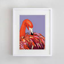 SOLD OUT** EFFIE BIRD PRINT — MADOX DESIGN