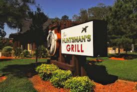 restaurant in williamsburg va the huntsmans grill outside