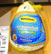 Butterball whole breast of young turkey