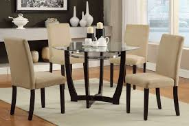 modern solid wood dining table beneficial modern dining room the super free circle gl dining table and