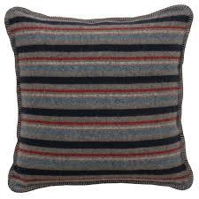 wool throw pillows. Plain Pillows Alpine Stripe Pillow  20 With Wool Throw Pillows U