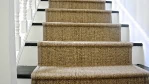 diy ikea jute rug stair runner