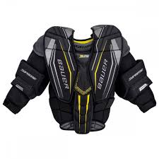 Bauer Goalie Chest Protector Size Chart Bauer Supreme S29 Senior Goalie Chest Arm Protector