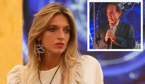 GF Vip, Amedeo Goria su sua figlia Guenda: