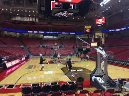 United Supermarkets Arena Section 108 Rateyourseats Com