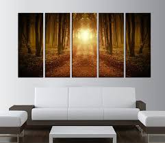tree wanelo large wall art forest print canvas sunset rustic industrial modern stylish textured painting fluid on matching canvas wall art with wall art designs large wall art based on design and matching it to