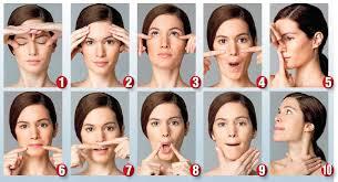 How to do a facial massage