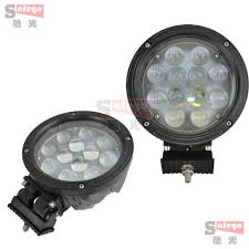 Fog Lights For Sale 2pcs 7 Inch 60w Cree Led Driving Light Flood Fog Light For Offroad Machinery 4wd Atv Suv Use Led Work 9898 Lu