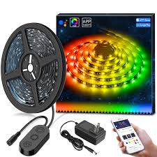 Led Lights Sync To Music Details About Dreamcolor Led Strip Lights Built Ic Minger 9 8ft 3m Led Lights Sync To Music