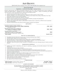 Real Estate Resume Templates Free
